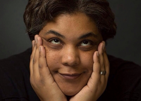 Roxanne Gay has the best author photo of all time.